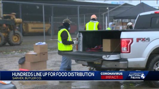 Goodwill food drive is relentless against the weight of pandemic