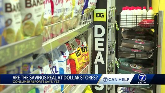 Are the savings real at dollar stores?