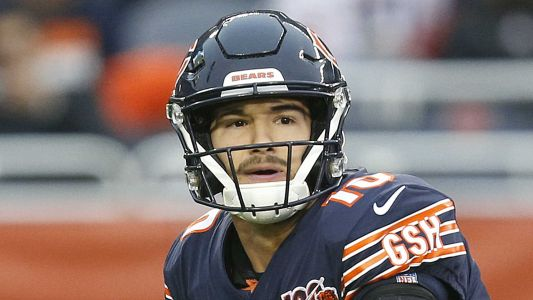 MItchell Trubisky keeps Bears in QB purgatory vs. rest of NFC North