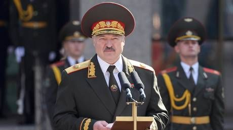 In unprecedented step, UK & Canada impose sanctions on Lukashenko & other Belarus big wigs over 'rigged elections' & 'repression'