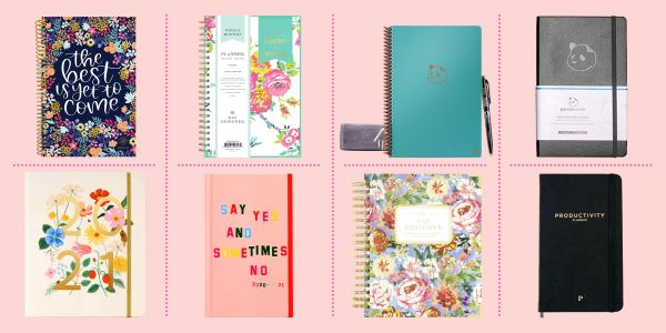 14 best planners to make 2020 your most organized and productive year yet