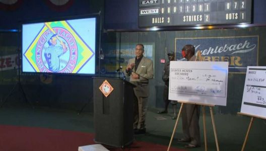 Commemorative coin will honor 100th anniversary of the Negro Leagues