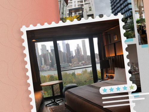 I stayed at 1 Hotel Brooklyn Bridge and loved the waterfront location, city views, and how my room embraced nature - here's why I would gladly book again