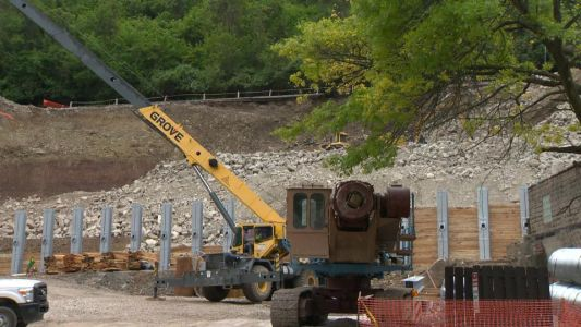 Officials providing update on Route 30 construction progress