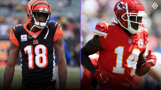 Fantasy Injury Updates: A.J. Green, Sammy Watkins, more WRs among key Week 11 active/inactives