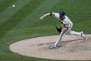 Jimenez, White Sox edge Brewers for 6th straight win