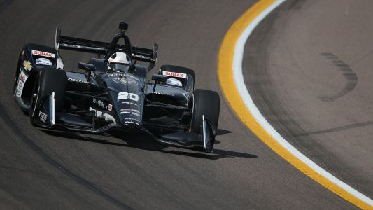 Indy 500 starting grid: Indianapolis native Ed Carpenter wins pole