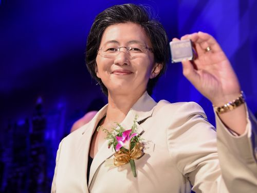 AMD is sliding after unveiling its 7-nanometer gaming graphics card