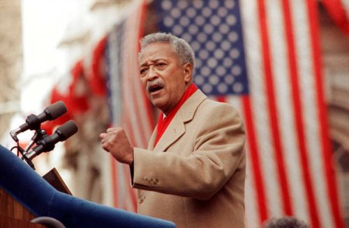 NYC's first African-American mayor, David Dinkins, dies at 93