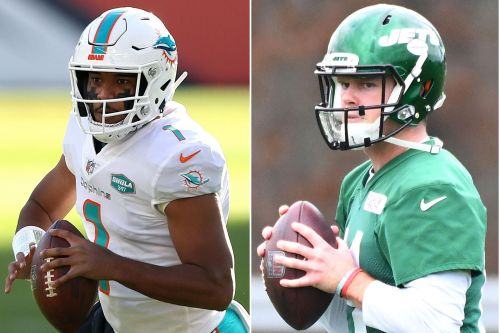 Jets vs. Dolphins betting guide