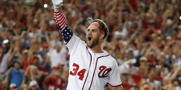 Washington Nationals Home Rub Derby promo backfires after Bryce Harper's dominant performance makes tickets $1