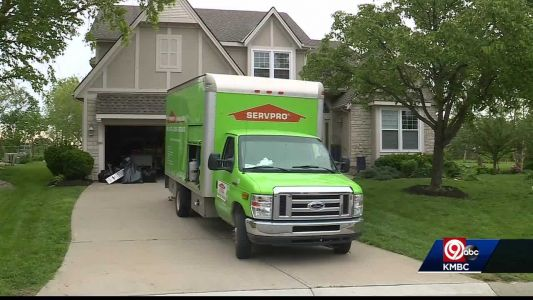 Serv Pro expects to answer many calls this week about flooded basements