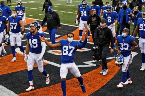 NFL Power Rankings for Week 13: Look out for the Giants