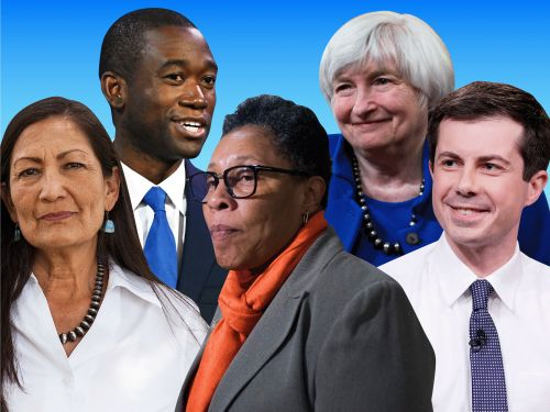 Joe Biden said his Cabinet would be 'the most diverse in history.' We ran the numbers on 7 different metrics to see how diverse his staff really is