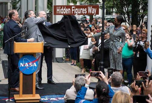 The black women who were once called 'human computers' at NASA now have a building named after them