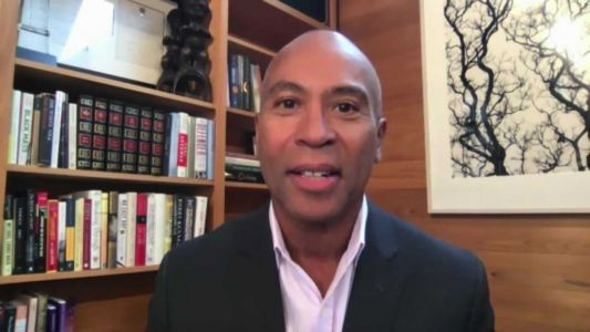 OTR: Deval Patrick weighs in on back-to-school plans in Mass
