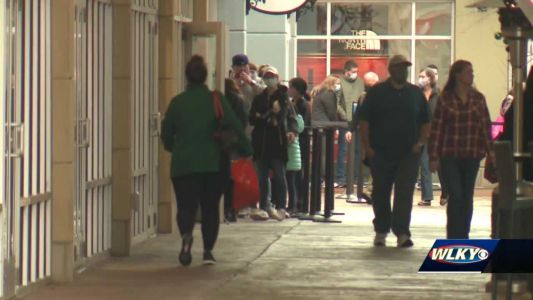 Major retailers in Louisville area prepare for big Black Friday crowds amid pandemic