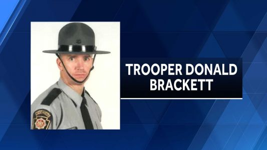 Flags ordered at half-staff for Pennsylvania State Trooper who died on duty