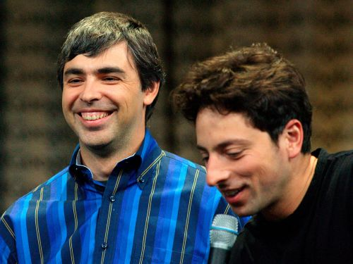 Google's cofounders are stepping down from their leadership roles, but they'll remain in control of the company