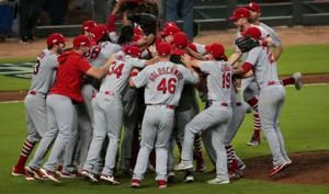 Cardinals take NLDS, on to the league championship