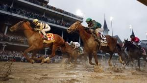 Kentucky Derby winner Country House retired with foot injury
