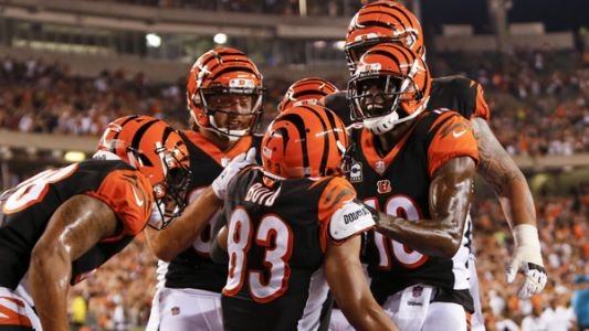 Look who leads the AFC North: those 2-0 Bengals