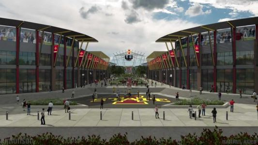 ISU studies plan to transform game day parking into entertainment district