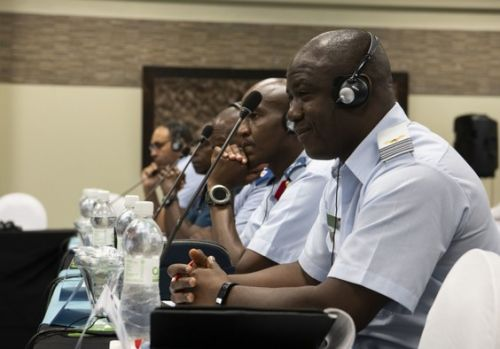 Association of African Air Forces Liaison Working Group meets in Zambia