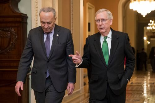 Schumer and McConnell reach apparent deal that may end shutdown