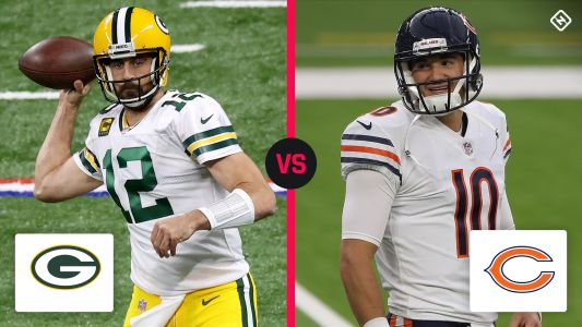 What channel is Bears vs. Packers on today? Schedule, time for 'Sunday Night Football' in Week 12