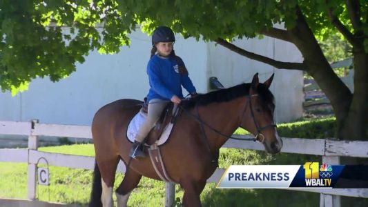 Horse-riding industry booms across Maryland during pandemic