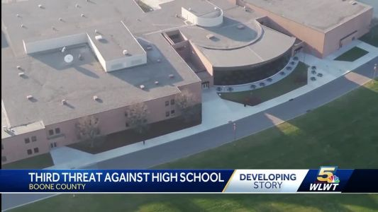 Hundreds of Ryle students stay home from school after 3 threats, arrests