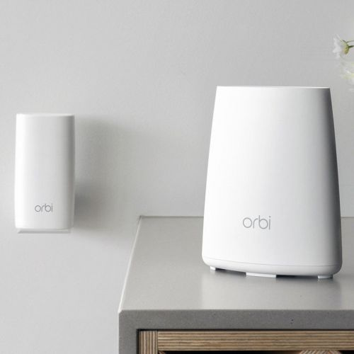 Strengthen your Wi-Fi with the Netgear Orbi and two satellites for just $200
