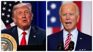 Dueling town halls: Biden and Trump take to network TV; NBC move criticized