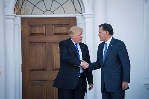 Romney 'sickened' by Trump after reading Mueller report