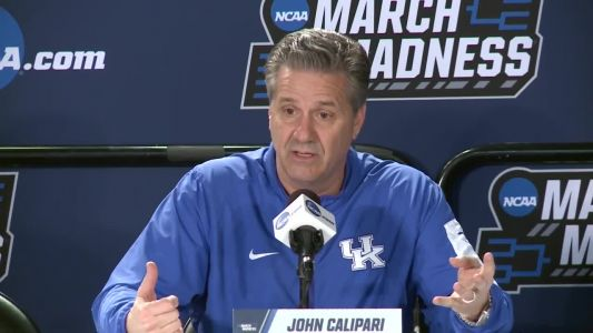 Players, coaches discuss UK-Buffalo second-round NCAA tourney matchup