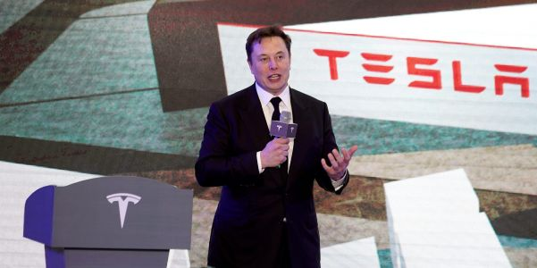 Tesla slides 7% as investors await Battery Day presentation