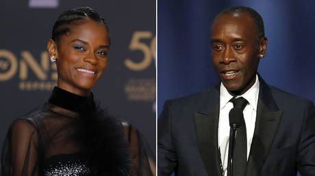 'Ask questions & get cancelled': 'Avengers' infighting after Black Panther's Letitia Wright shares video doubting Covid vaccines