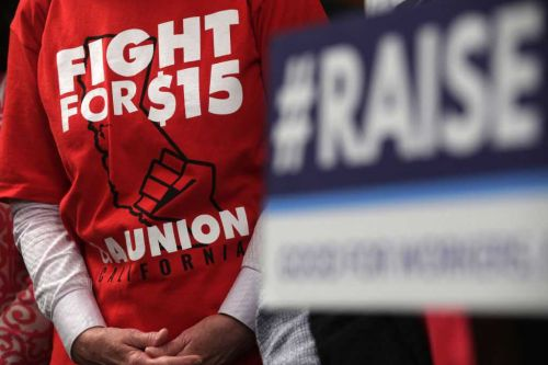 House approves $15 minimum wage; Senate prospects are dim