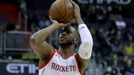 Chris Paul trade rumors: Rockets offered to send guard to Knicks