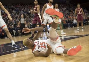 Clark drives Virginia past No. 5 Florida State, 61-56
