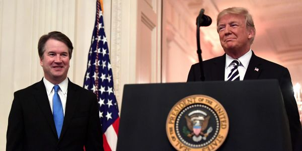 Trump's judicial appointments worsened racial diversity in the federal courts