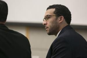 1st of 5 women to testify at ex-NFL player's rape trial