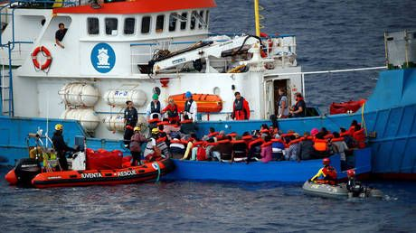 Terrorist infiltration a 'certainty', Italian ports stay closed for migrant boats - Salvini