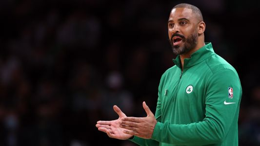 Celtics' head coach Ime Udoka says Boston were 'punked' in home opener blow out loss
