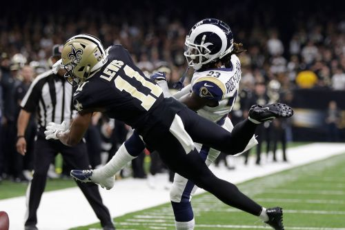 Nickell Robey-Coleman responds to no-call furor: 'Hell yeah' it was penalty