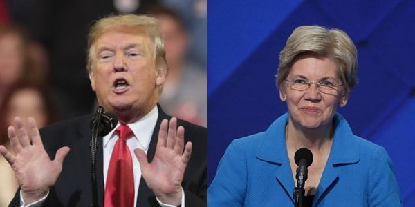 Trump and Elizabeth Warren have the same very bad idea about the dollar