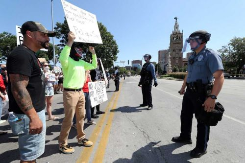 Missouri senator proposes to let drivers use deadly force against some protesters