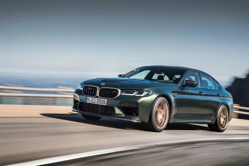 The most powerful production BMW ever made will arrive in the US soon - tour the $142,000 BMW M5 CS