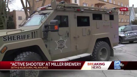 Politicians from across country react to mass shooting in Milwaukee